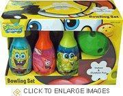 Wholesale Spongebob Toy Bowling Set from china suppliers