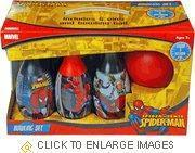 Wholesale Spider Man Toy Bowling Set from china suppliers