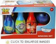 Toy Story Toy Bowling Set