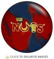 Wholesale 900 Global The Nuts bowling ball from china suppliers