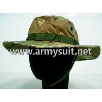 Wholesale MCCUU Italian Army Digital Camo Woodland BDU Boonie Hat from china suppliers