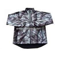Wholesale MCCUU Hunting Clothing Camo Soft Shell Jacket in 3 layer from china suppliers