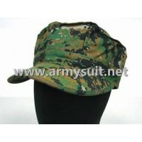 Wholesale MCCUU Digital Woodland Camouflage Octagonal Cap from china suppliers