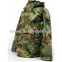 Wholesale MILITARY CLOTHING ECWCS Parka Woodland Camo from china suppliers