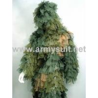 Wholesale MCCUU Ghillie Suit Camo Woodland from china suppliers
