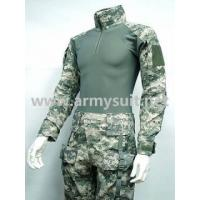 Wholesale MILITARY CLOTHING Combat Shirt&Pants Digital ACU Camo Elbow Knee Pad from china suppliers