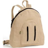 Organic Hemp Mini Backpack 6 x 11.5 x 12