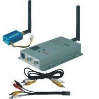 Wholesale 2.4GHz 4 Channels Vidoe and Audio Synchronization Receiver from china suppliers