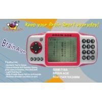 Buy cheap New 6 in 1 Brain Age Electronics Handheld Games NIB from wholesalers
