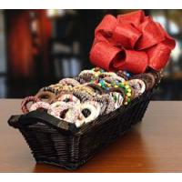Buy cheap Chocolate Gift Basket Assorted Chocolate Dipped Pretzels Gift Basket from wholesalers