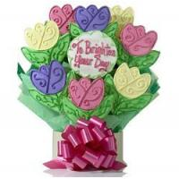 Buy cheap Cookie Bouquets Brighten Your Day Tulips from wholesalers