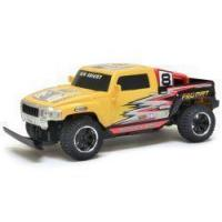 Buy cheap New Bright RC 1:16 ProDirt Hummer H3T Yellow Car Refurb from wholesalers