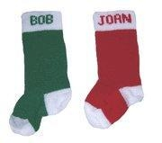 "Quality Personalized ""Gift Certificate"" Sized Christmas Stocking for sale"