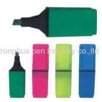Wholesale erasable highlighter from china suppliers