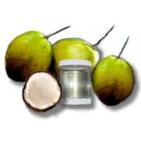 China Cosmetics bulk materials Coconut oil on sale