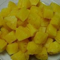 Buy cheap Canned pineapple chunks from wholesalers