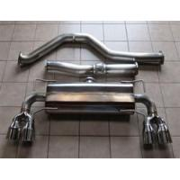 Wholesale Exhausts MadDad Whisper 08+ STi Catback from china suppliers