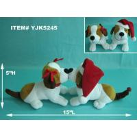 Wholesale KISSING LOVE CHRISTMAS PUPPY COUPLE from china suppliers