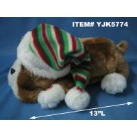 Wholesale ANIMATED SINGING LYING XMAS from china suppliers