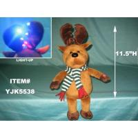 Wholesale ANIMATED SINGING REINDEER from china suppliers