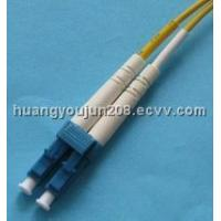 Buy cheap LC Fiber Optic Patch Cord from wholesalers