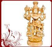 Wholesale Murali Krishna - Wooden Sclupture from china suppliers