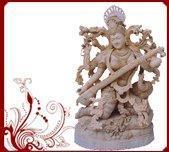 Wholesale Goddess Saraswati Indian Art Statues from china suppliers