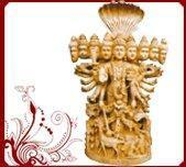 China Hindu God Vishnu Statue on sale