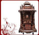 Buy cheap Wooden Pooja Mandir from wholesalers