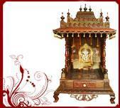 Buy cheap Rosewood Puja Mandap from wholesalers