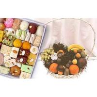 Wholesale COMBO 4 - 2 kg Mithai and 5 kg Fresh Fruits from china suppliers