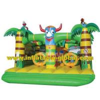 LY-BO143 Cow and Tree Bouncer