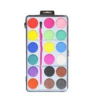 Wholesale 18-color water color(sheet-solid) from china suppliers