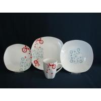 Wholesale 16pcs dinnerware porcelain dinnerware from china suppliers