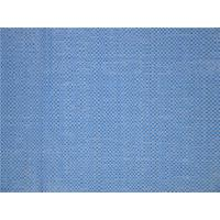 Wholesale 90GSM White and Blue Ground Cover Anti Weed Fabric Tree Weed Mat from china suppliers
