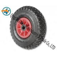 China 10X3.50-4 Pneumatic Rubber Wheel for Barrow Wheel on sale