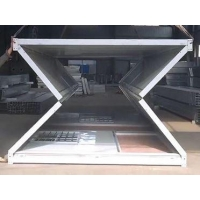 Buy cheap Fast Installation Temporary Folding Container House from wholesalers