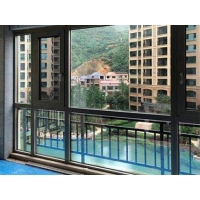 Buy cheap Soundproofing Aluminum Casement Strong Sealing Window from wholesalers