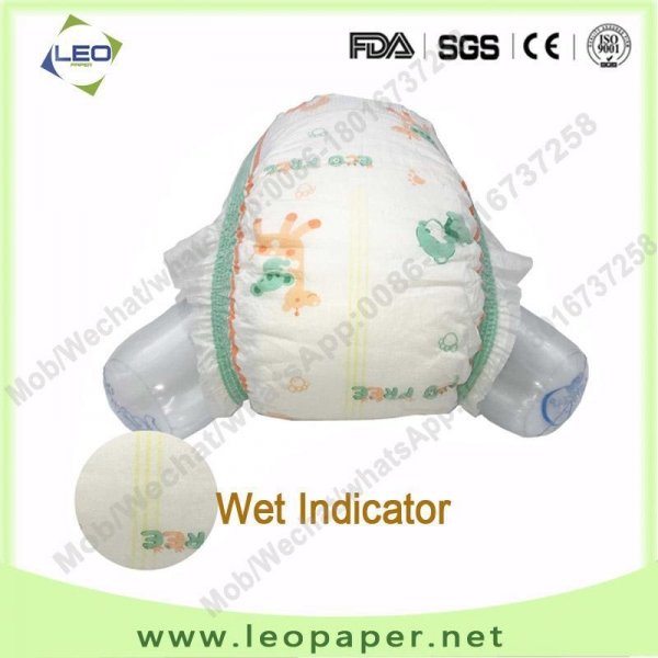 China High quality extra thin Disposable Baby nappy