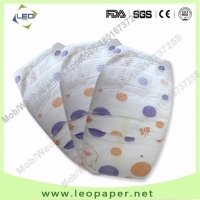 Wholesale Extra soft OEM high absorbency disposable baby nappy from china suppliers