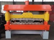 Buy cheap Aluminum Roofing Sheet roll forming machine / Metal Tile Making Machine from wholesalers