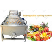 Wholesale Industrial Use Fruit Vegetable Washing Machine Price from china suppliers