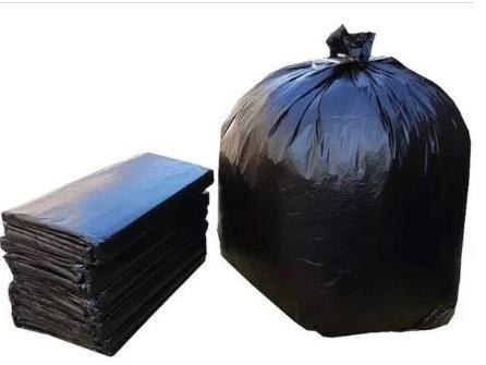 China 240L Extra Heavy Duty Black Garbage Bags