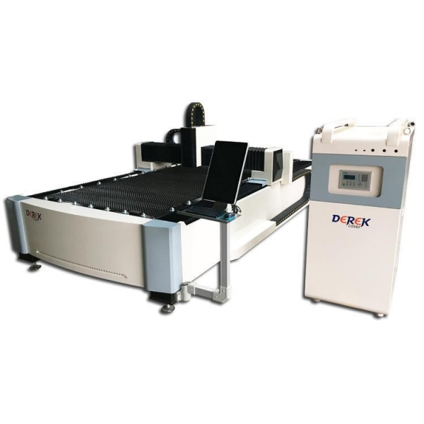 China Derek Standard type fiber laser cutting machine 3015