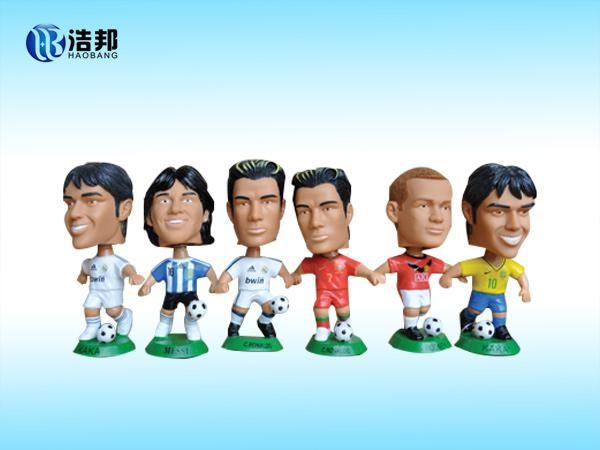 China Bobble-head-figures