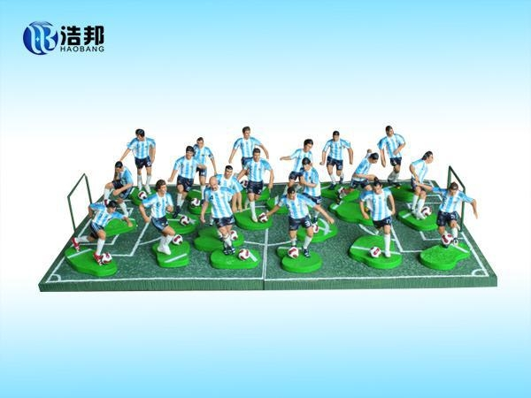 China Customize-action-football-player-figures