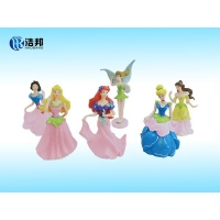 Buy cheap Snow-White-figure-with-glliter from wholesalers
