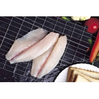 Wholesale Tilapia Fillets super deep skinned from china suppliers
