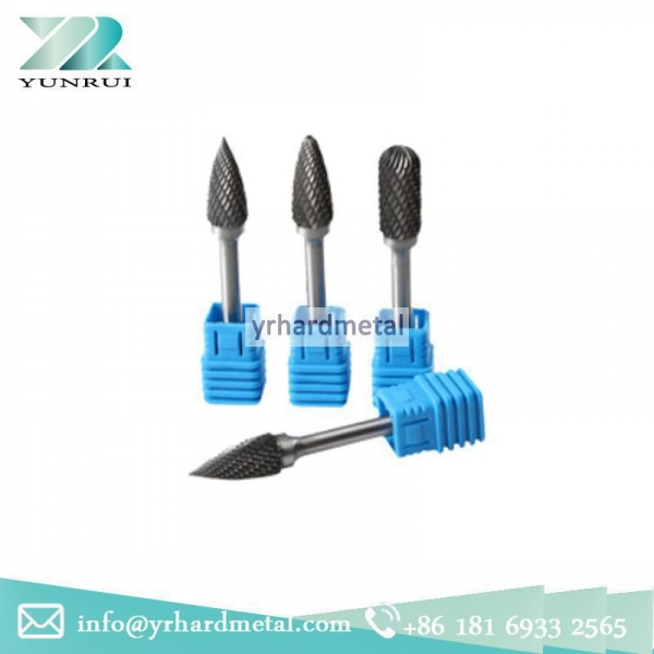 China Tungsten carbide rotary burrs