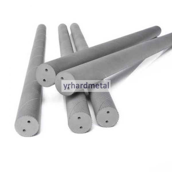 China Two 30 Twisted Coolant Ducts Rods